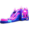 Princess Dual Lane Combo wet/dry w/pool