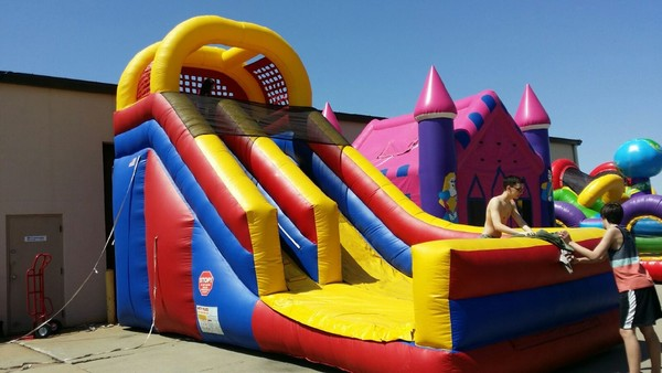 Giant 18' Dry slide only